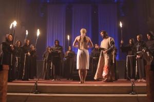 Premiere Musical 'Franciscus, Troubadour van God' Laren 4 Okt. 2009
